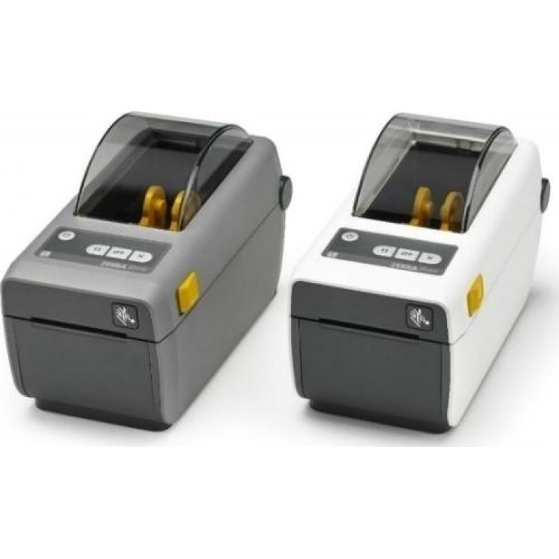 Zebra ZD410 label printer Direct thermal 203 x 203 DPI Wired & Wireless Grey