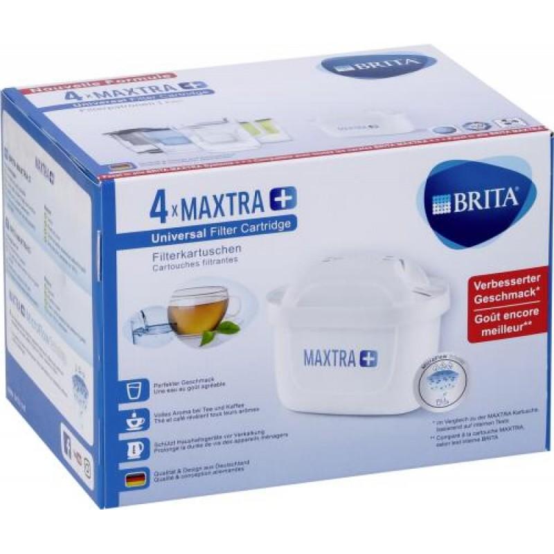 Brita Maxtra+ 4-pack Cartridge 4 pc(s)