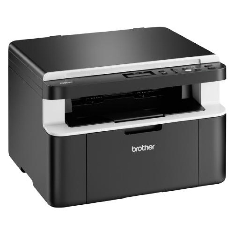 Brother DCP-1612W multifunctional Laser 20 ppm 2400 x 600 DPI A4 Wi-Fi Black,White