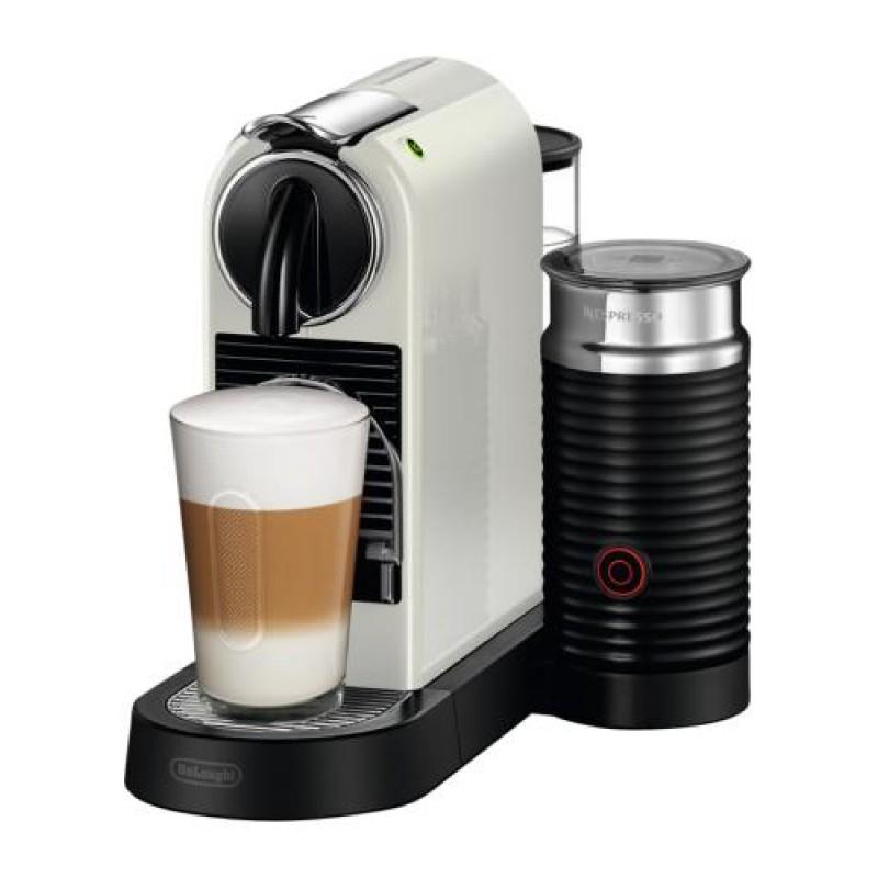 DeLonghi EN 267.WAE coffee maker Freestanding Drip coffee maker 1 L White