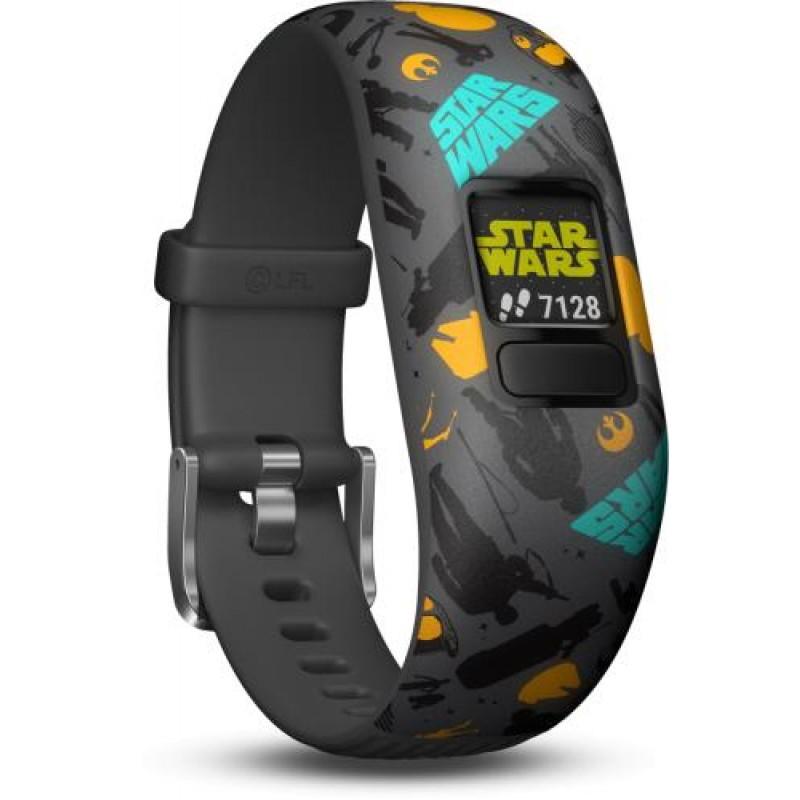 Garmin vívofit jr. 2 Wristband activity tracker Grey,Turquoise,Yellow MIP