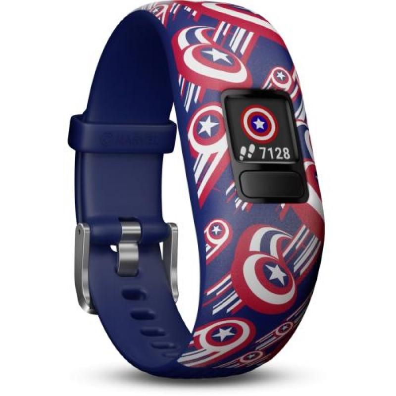 Garmin vívofit jr. 2 Wristband activity tracker Blue,Red MIP