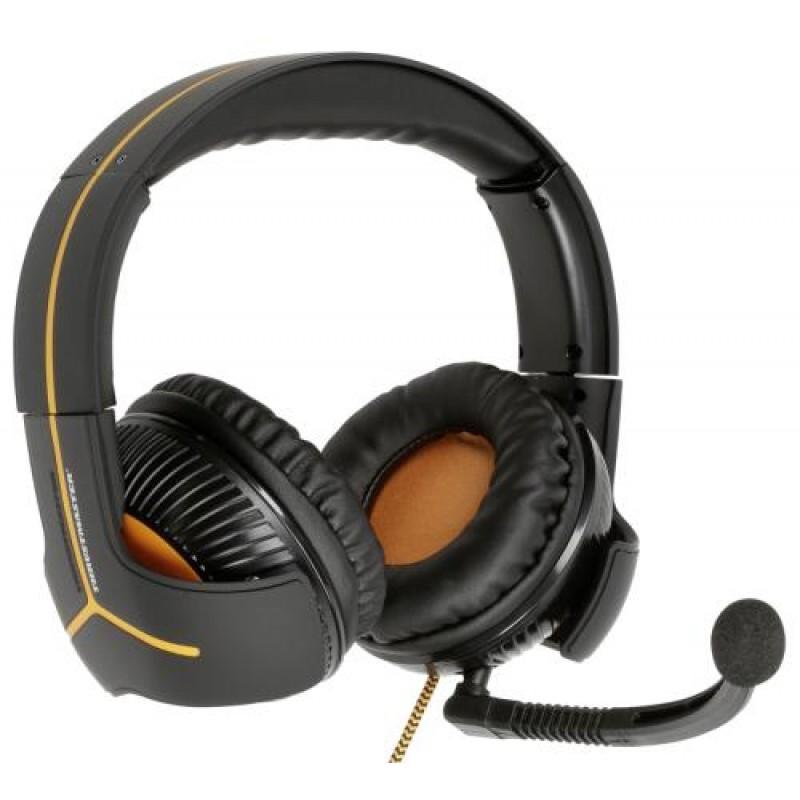 Thrustmaster Y350 CPX 7.1 Headset Head-band Black,Orange