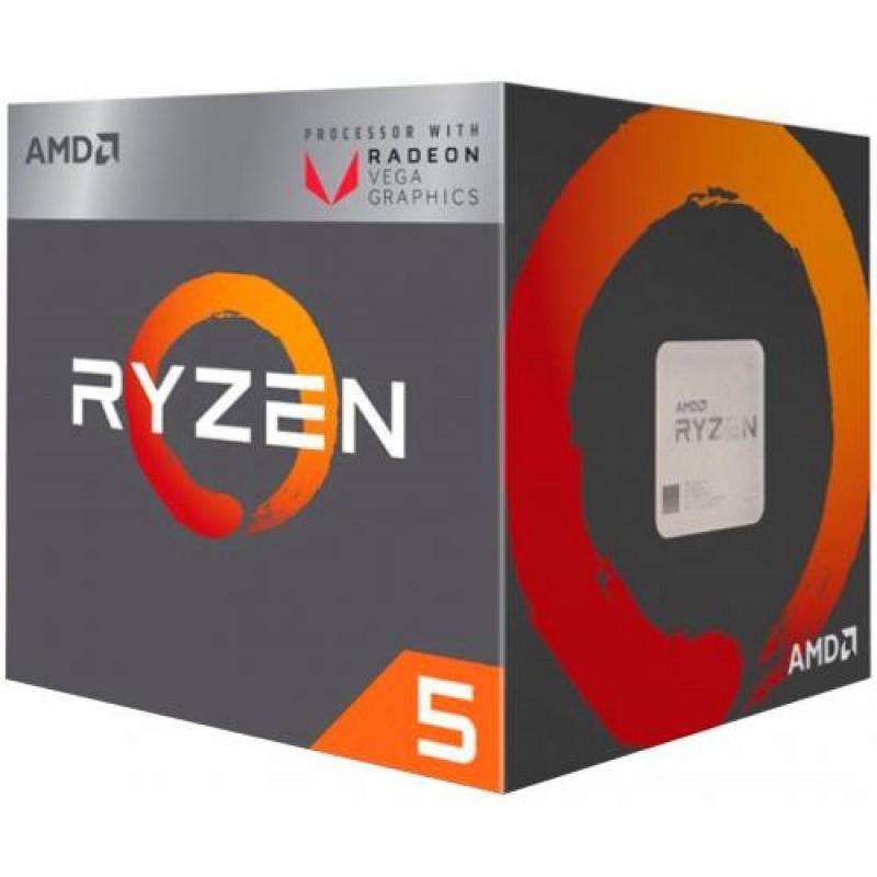 AMD Ryzen 5 2600X processor 3.6 GHz Box 16 MB L3