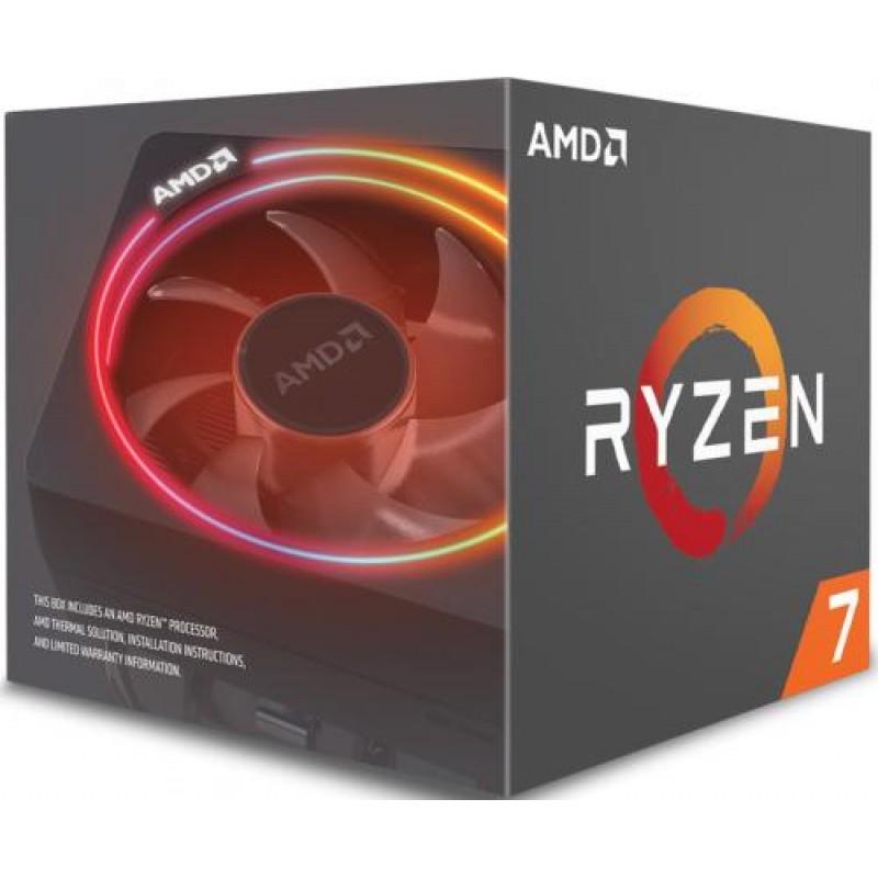 AMD Ryzen 7 2700 processor 3.2 GHz Box 16 MB L3