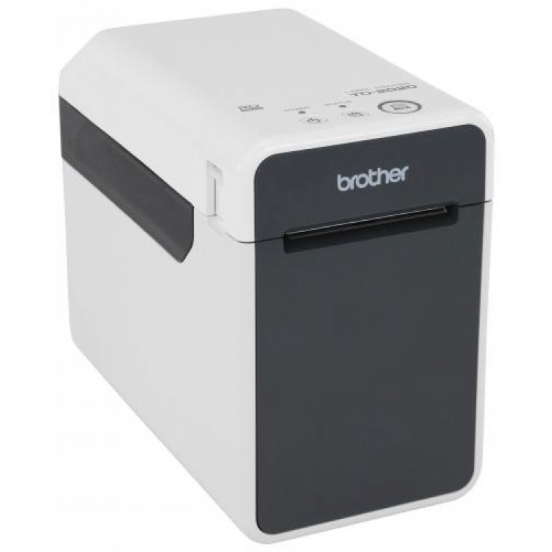 Brother TD2020XX1 label printer Direct thermal 203 x 203 DPI Wired White