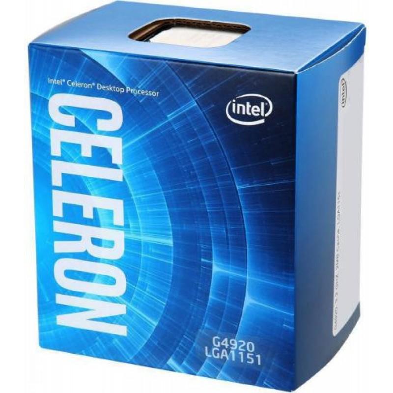 Intel Celeron G4920 processor 3.2 GHz Box 2 MB