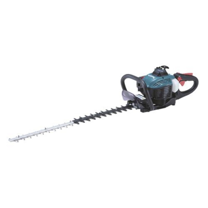 Makita EH7500W power hedge trimmer Double blade 5.2 kg Black,Cyan