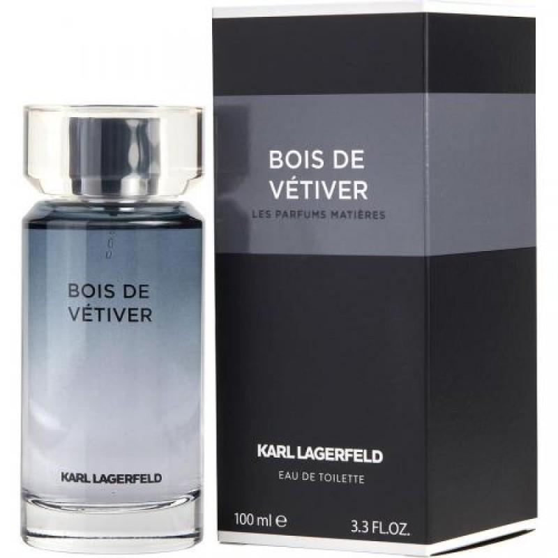 Karl Lagerfeld Les Parfums Matieres Bois De Vétiver Eau de Toilette 50ml