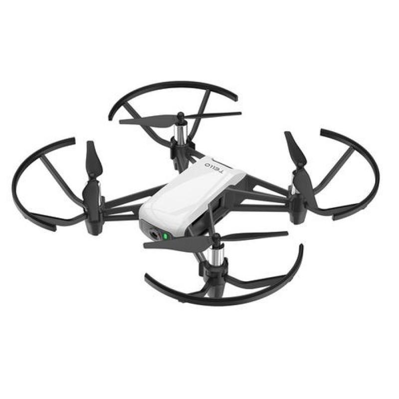 Ryze Technology Tello camera drone Quadcopter Black,White 4 rotors 5 MP 1280 x 720 pixels 1100 mAh