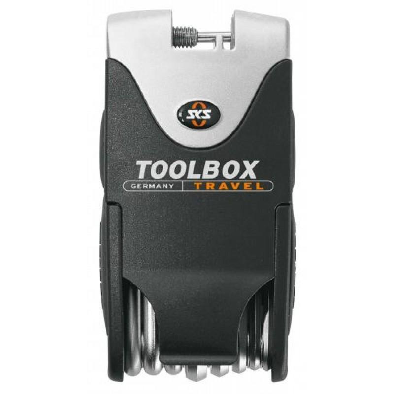 SKS Toolbox TRAVEL (17 Funktionen), Werkzeug-Set