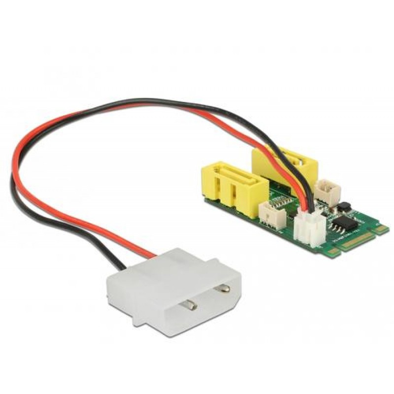 DeLOCK 63464 interface cards/adapter Internal SATA