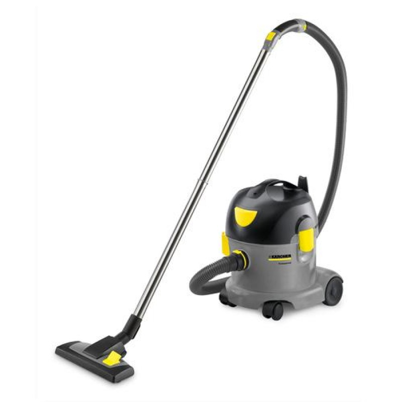 Kärcher Dry vacuum cleaner T 10/1 Black,Grey,Yellow