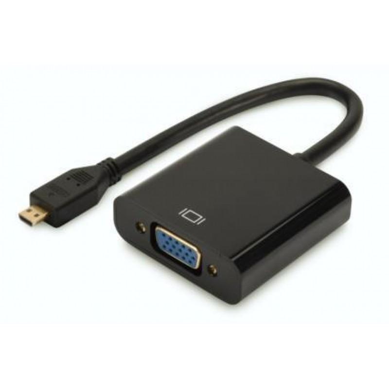 ASSMANN Electronic DA-70460 video converter Black