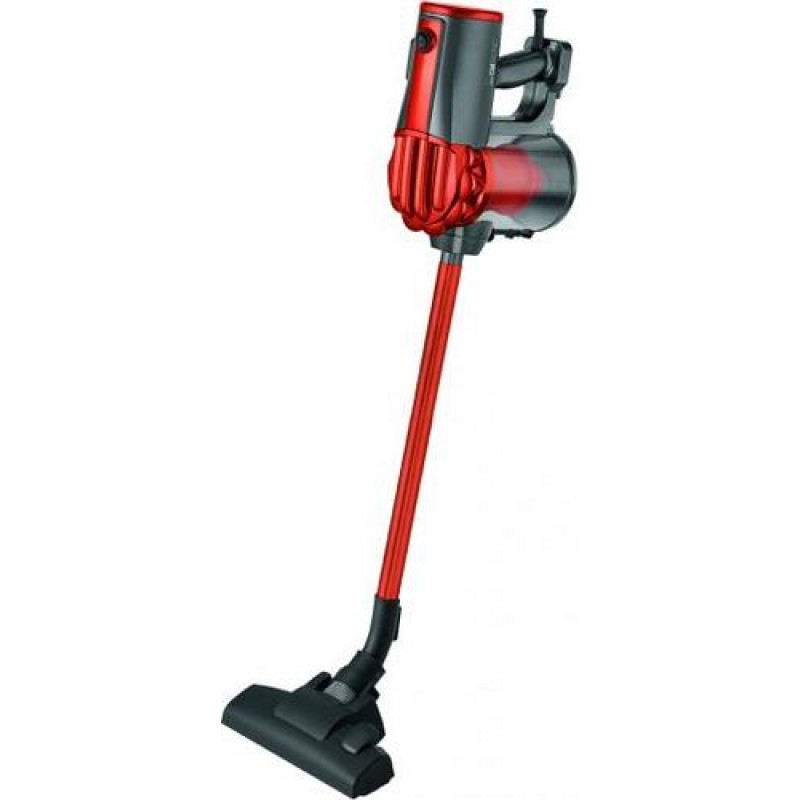 Clatronic BS 1306 handheld vacuum Bagless Red