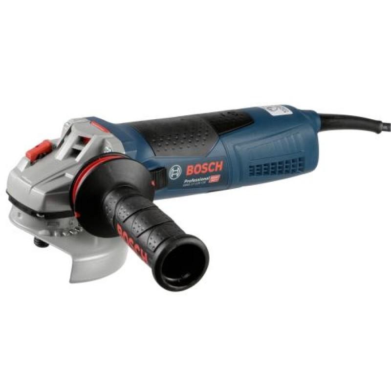 Bosch GWS 17-125 CIE Professional angle grinder 11500 RPM 1700 W 12.5 cm 2.4 kg Black,Blue,Silver