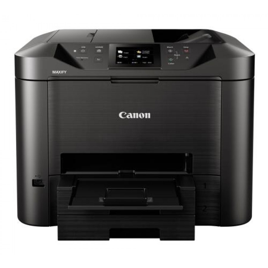 Canon MAXIFY MB5455 Inkjet 600 x 1200 DPI A4 Wi-Fi Black