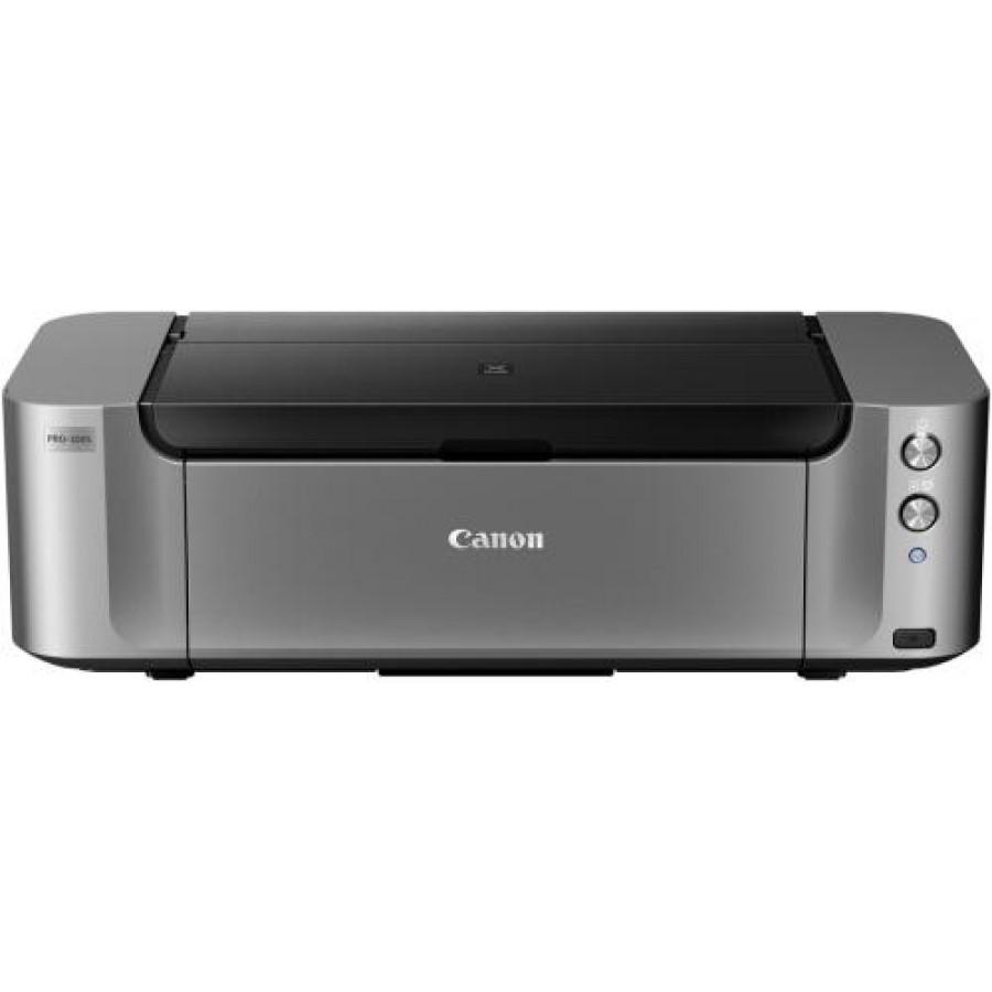 Canon PIXMA PRO-100S photo printer Inkjet 4800 x 2400 DPI A3+ (330 x 483 mm) Wi-Fi Grey