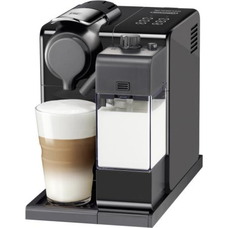 DeLonghi Lattissima Touch Freestanding Pod coffee machine 0.9 L Black,Grey