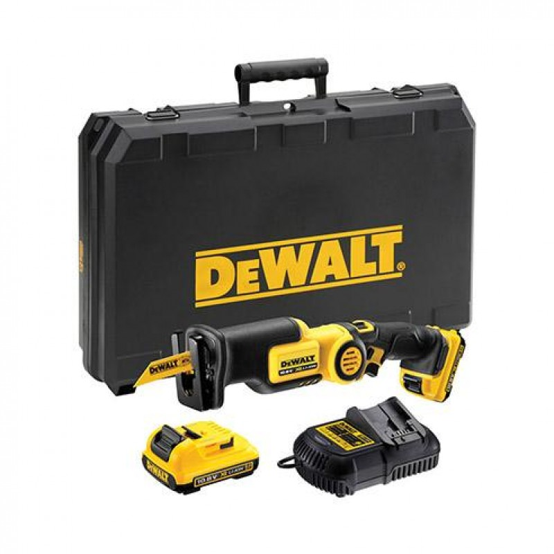 DeWALT DCS310D2 1.4 cm Black,Yellow 140 W