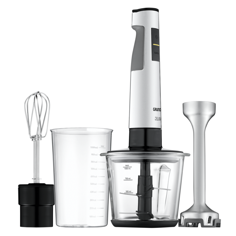 Grundig BL 8680 1 L Immersion blender Black,Stainless steel 850 W