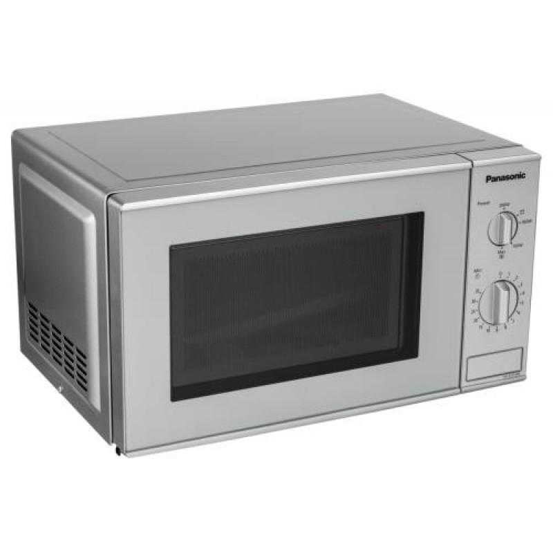 Panasonic NN-E221M microwave Countertop Solo microwave 20 L 800 W Grey