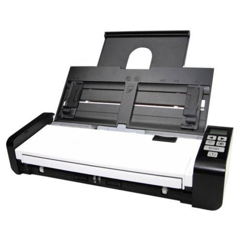 Avision AD215 scanner 600 x 600 DPI ADF + Manual feed scanner Black,White A4