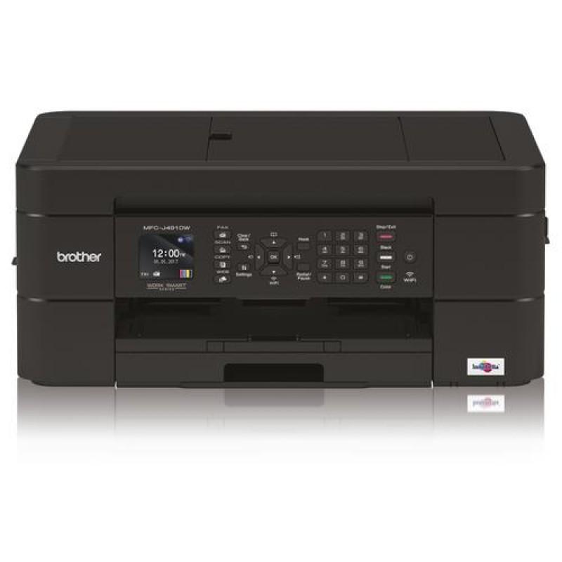 Brother MFC-J491DW multifunctional Inkjet 27 ppm 1200 x 6000 DPI A4 Wi-Fi Black