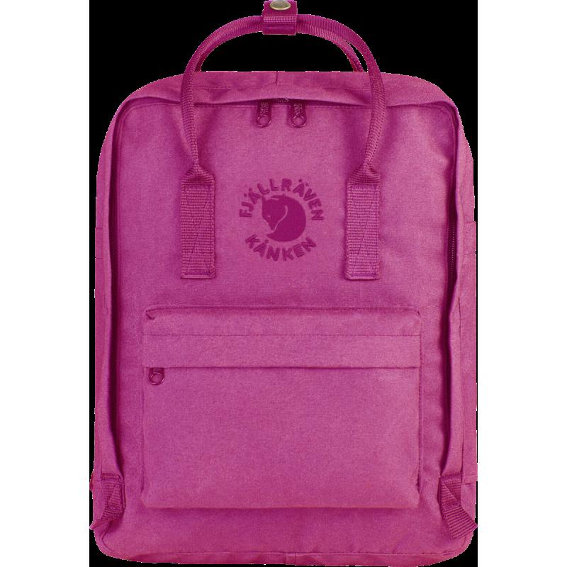 Fjällräven RE Kanken Imaging Bag pink with Imaging Insert
