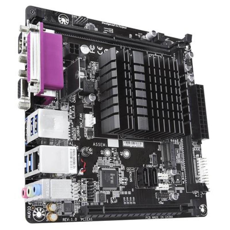 Gigabyte J4005N D2P motherboard NA (integrated CPU) Mini ITX