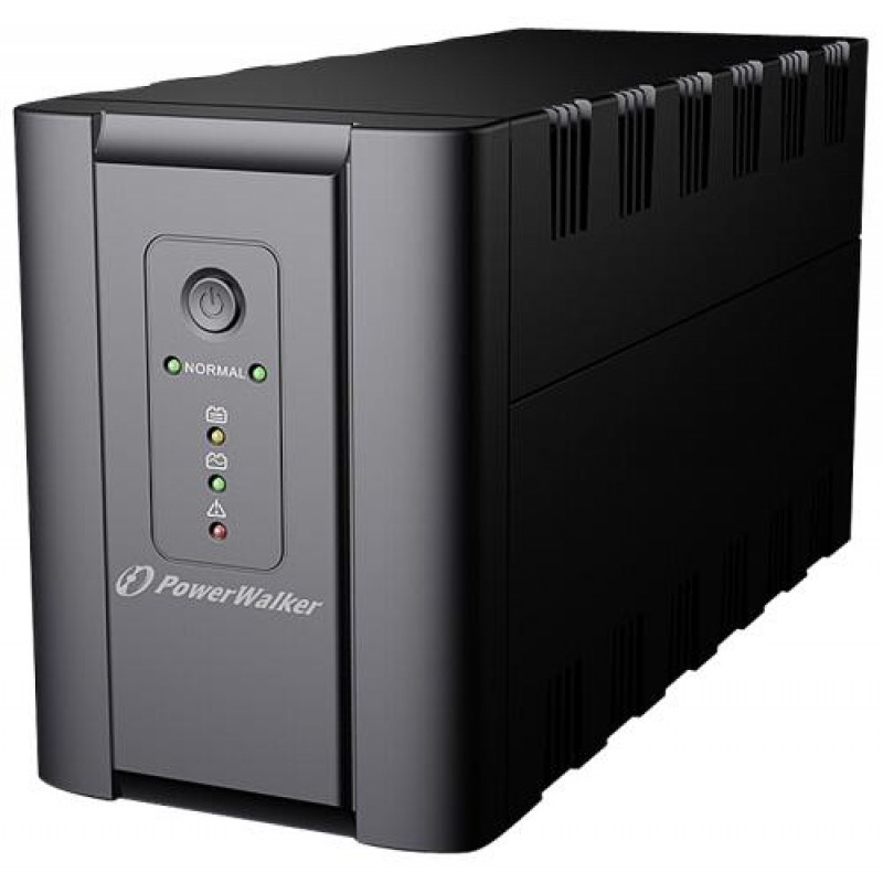 PowerWalker VI 2200 uninterruptible power supply (UPS) 2200 VA 4 AC outlet(s) Black