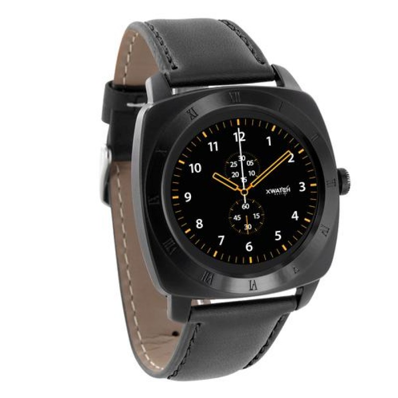 xlyne NARA XW smartwatch Black TFT 3.1 cm (1.22