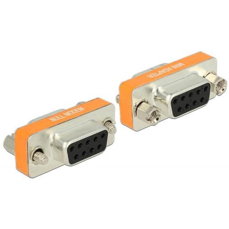 DeLOCK 65570 cable interface/gender adapter VGA Silver