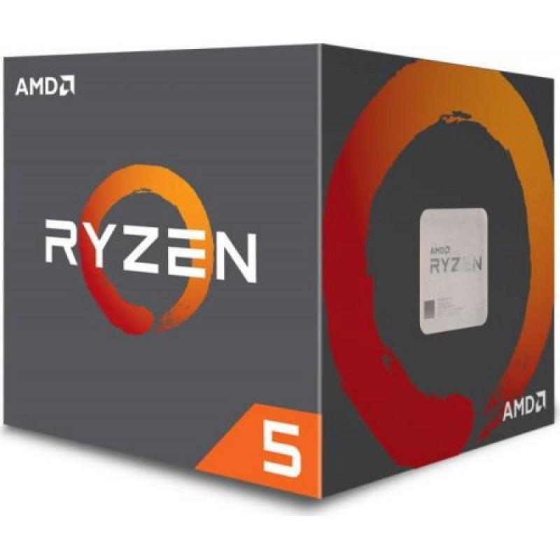 AMD Ryzen 5 1500X processor 3.5 GHz Box 16 MB L3