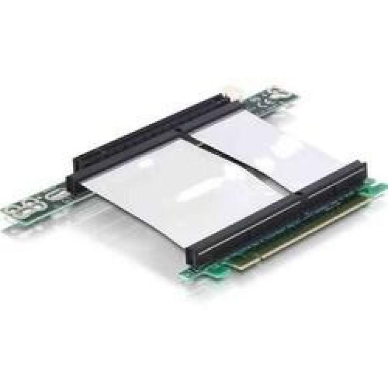 DeLOCK Riser Card PCIe X16 flexibel