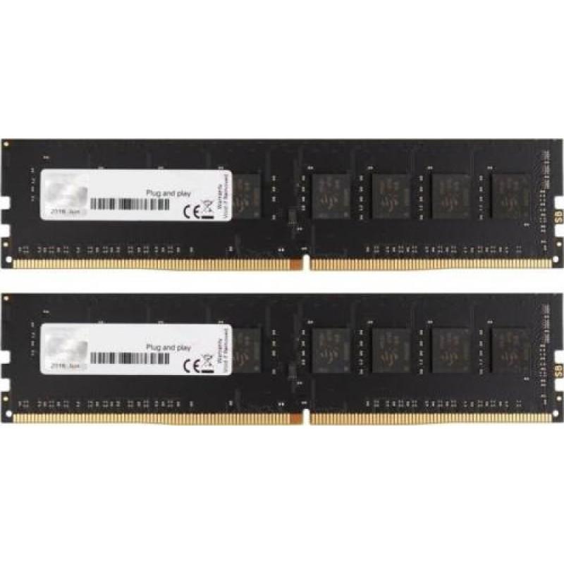 G.Skill 16GB DDR4 memory module 2400 MHz Black