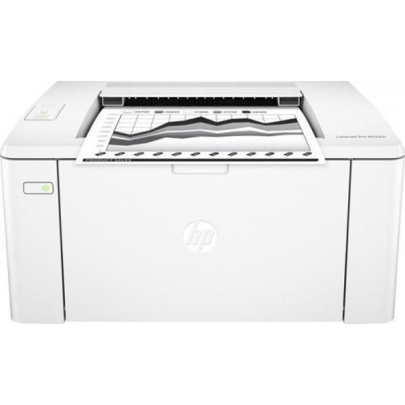 HP LaserJet Pro M102w 1200 x 1200 DPI A4 Wi-Fi White