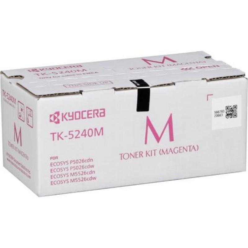 Kyocera Toner TK5240 M magenta