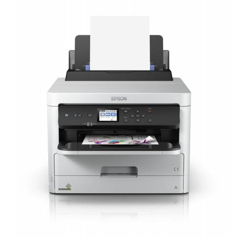 Epson WorkForce Pro WF-C5210DW inkjet printer Colour 4800 x 1200 DPI A4 Wi-Fi Black,White