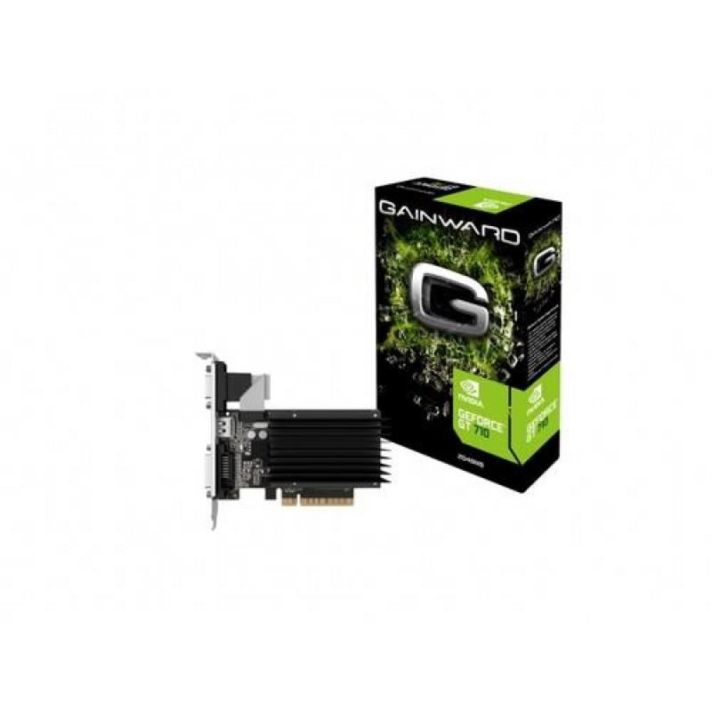 Gainward GeForce GT 710 2GB SilentFX Black