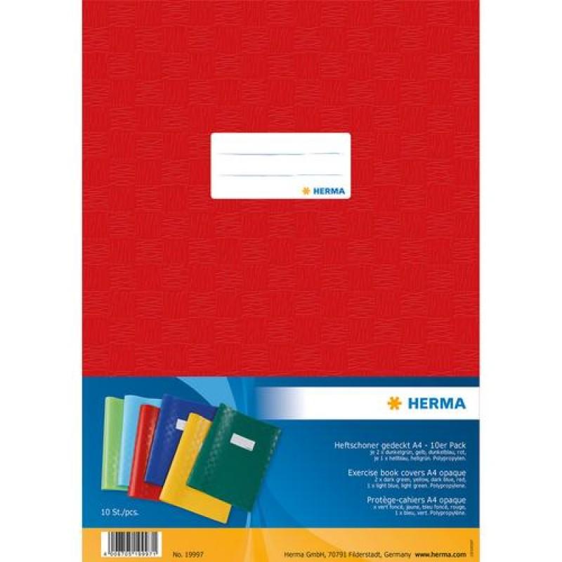 HERMA 19997 magazine/book cover Multicolor 10 pc(s)