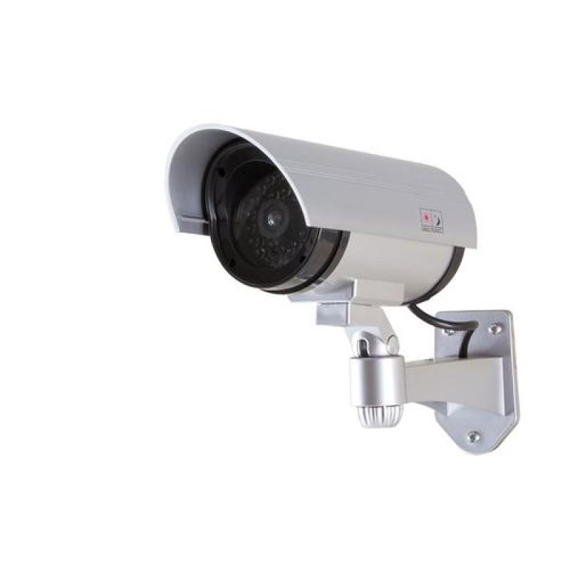 LogiLink SC0204 dummy security camera Bullet Silver