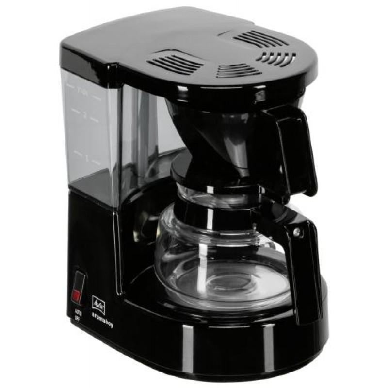 Melitta Aromaboy Countertop Drip coffee maker Black