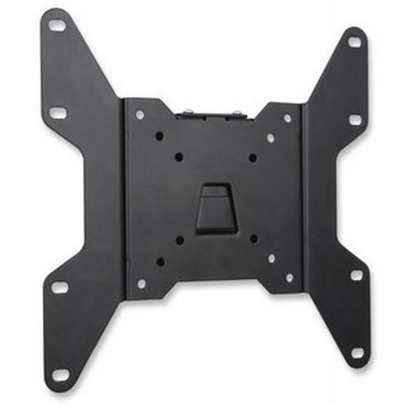 Manhattan 423731 flat panel wall mount Black