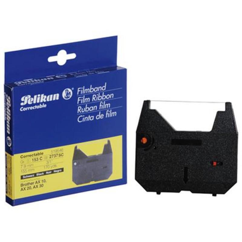 Pelikan 1 Correctable + printer ribbon Black