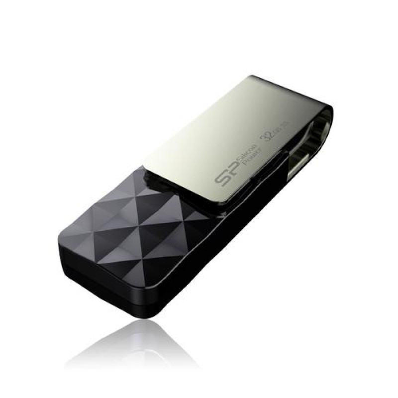 Silicon Power Blaze B30 USB flash drive 32 GB USB Type-A 3.1 (3.1 Gen 1) Black