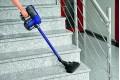 Clatronic BS 1306 handheld vacuum Bagless Blue