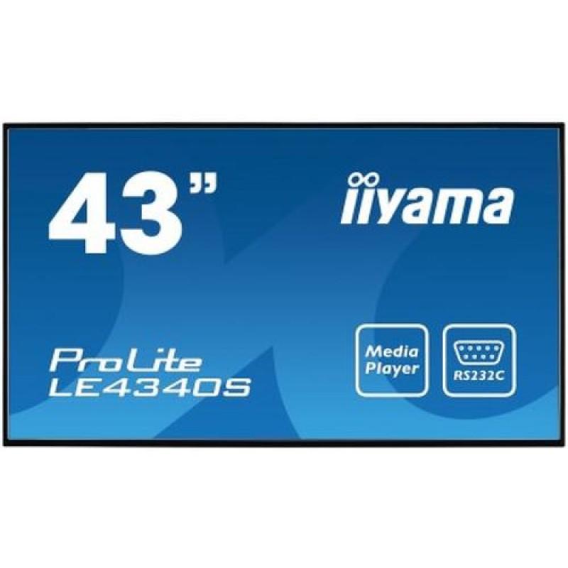 iiyama ProLite LE4340S-B1 109.2 cm (43