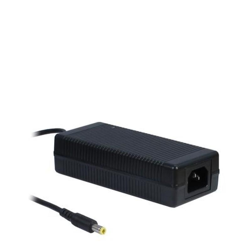Inter-Tech 88882099 power adapter/inverter Indoor 60 W Black