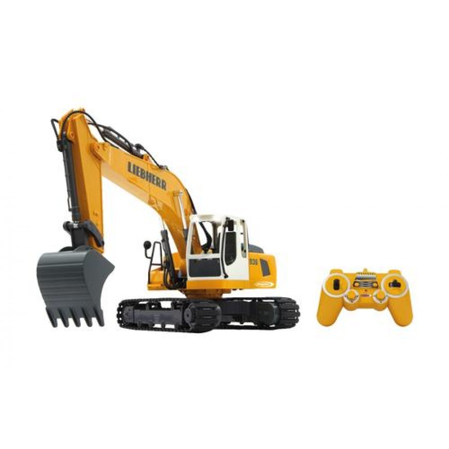 Jamara Liebherr R936 Excavator Electric engine 1:20